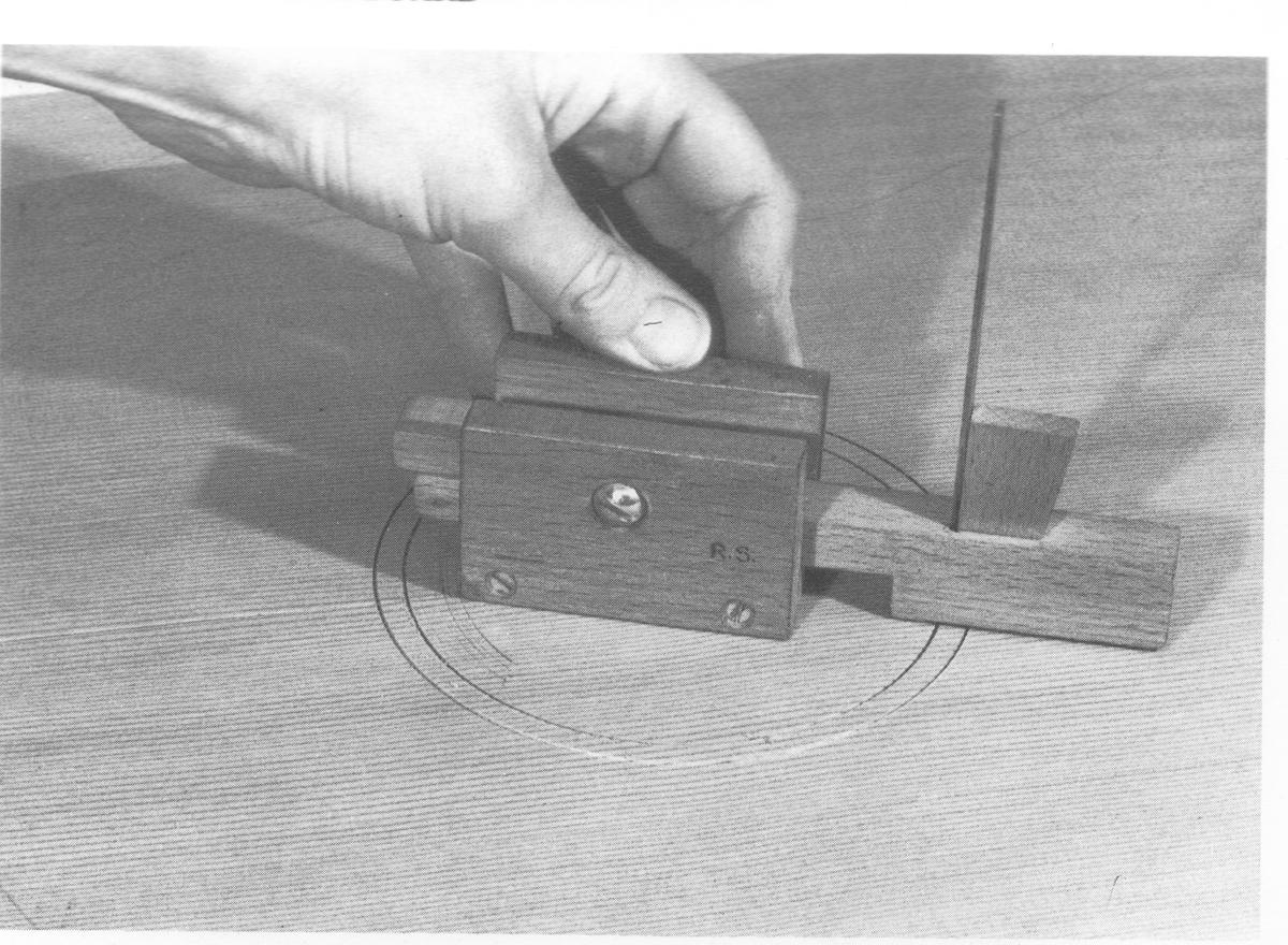 wood circle cutter
